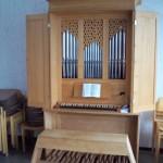 Moersbach Orgel
