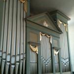 Orgel Kroppach Prospekt